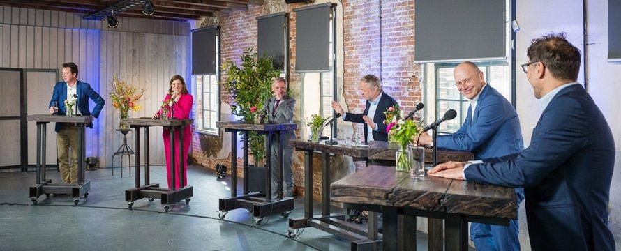 Panelleden SKG Studio 2021