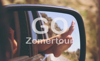 Go zomertour header