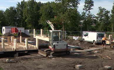 Wikihouses Almere -> Screenshot uit video