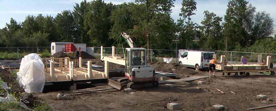 Wikihouses Almere -> Screenshot uit video