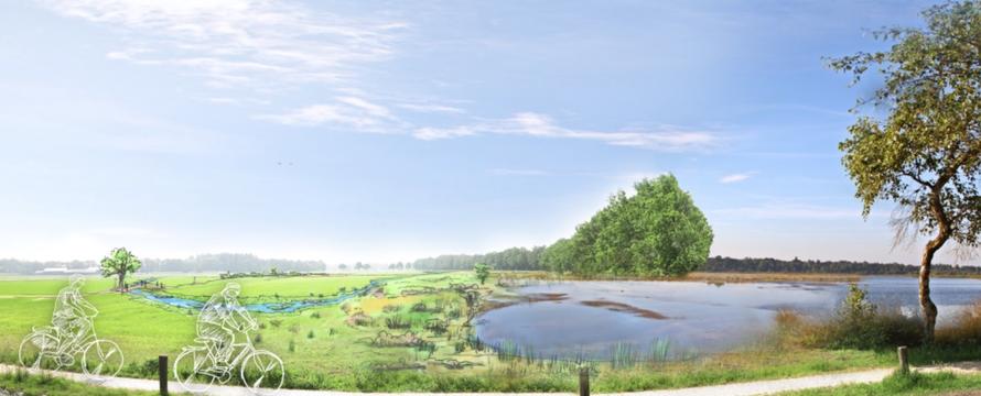 Impressie natuurproject Levende Beerze