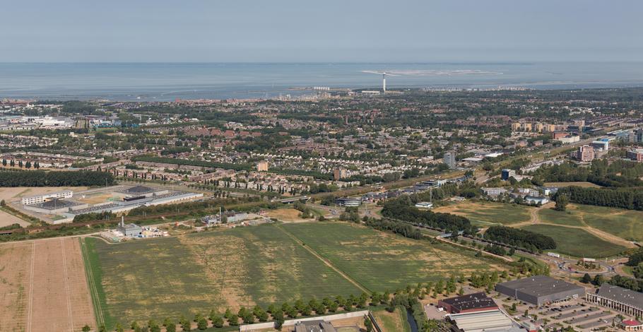Luchtfoto Lelystad - Flevoland