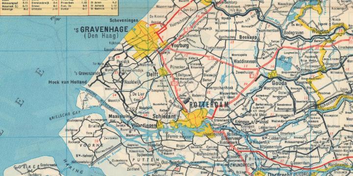 De Randstad 1960