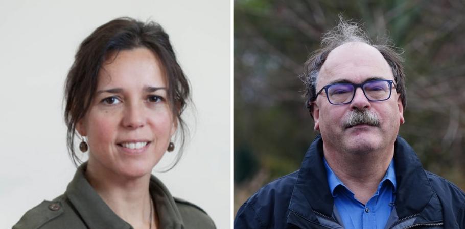 Ellen van Bueren & John Grin