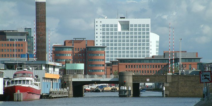 Binckhorstbrug Den Haag