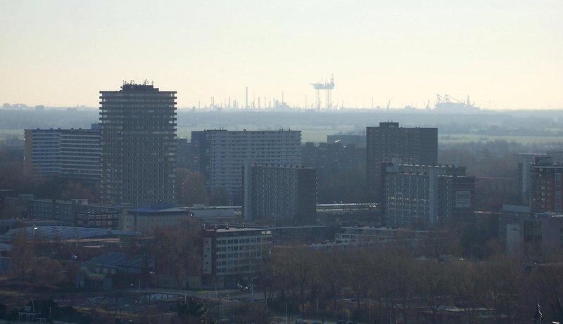 Voorhof Delft