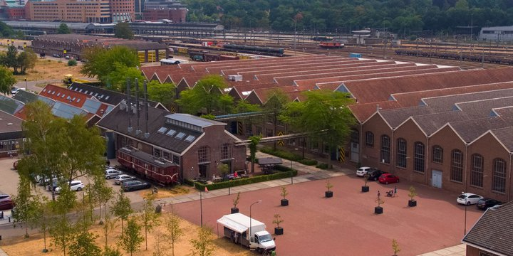 Amersfoort 2 - NS Stations, 2020
