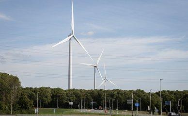 Windturbines in landschap - Wytse Averink via Over Morgen