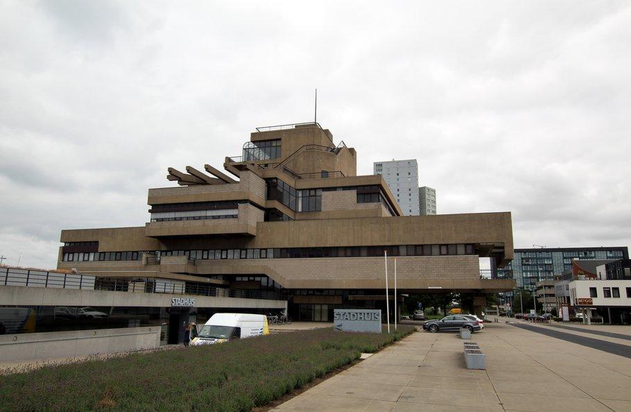 stadhuis terneuzen jaap bakema