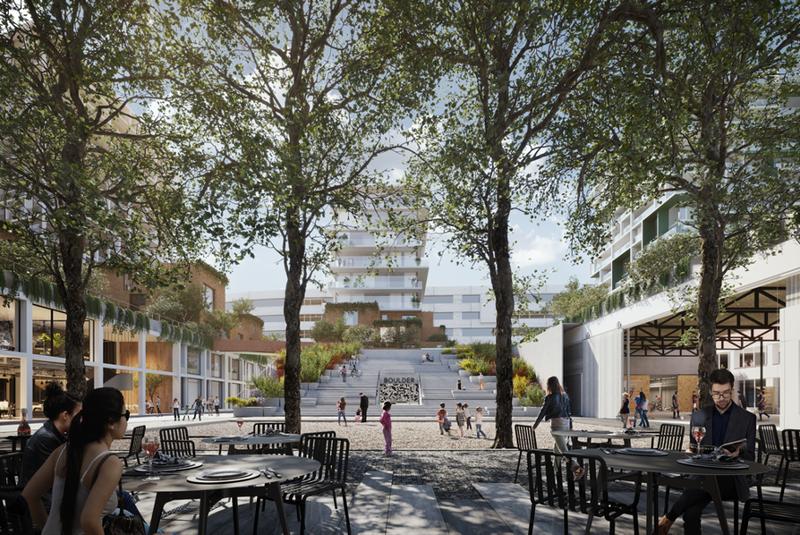 Zomerhofkwartier -> ECHO urban design