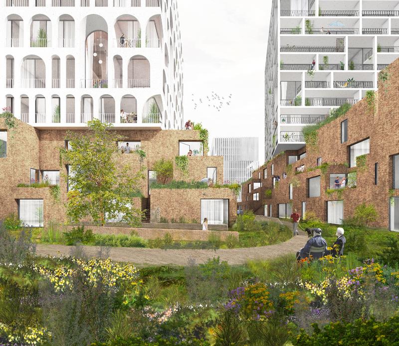 Zomerhofkwartier 3 -> ECHO urban design