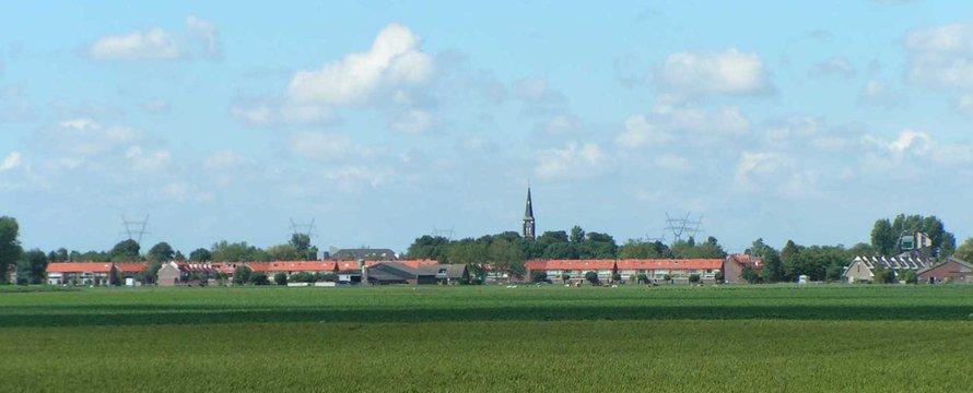platteland dorp regio