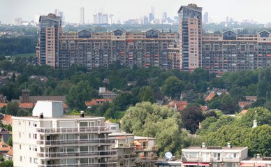 Zwijndrecht panorama