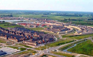 stadmaken woonwijk