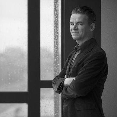 Portret - Vincent Kompier