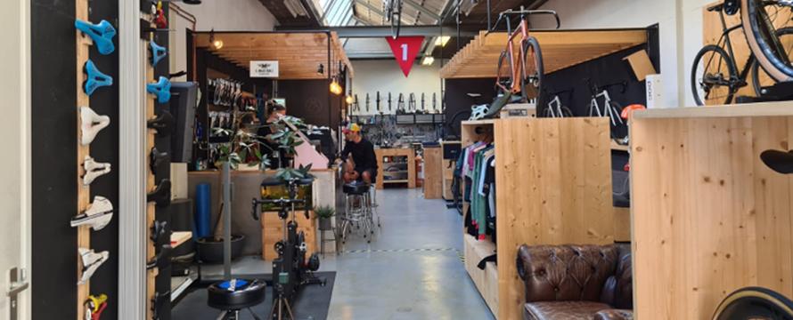 Mechanieker Amersfoort - fietsproductie en -verkoop in de Nieuwe Stad