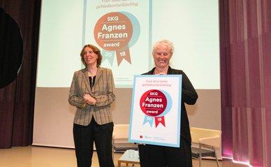 agnes fra nzen award