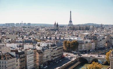 Parijs Skyline_Photo by Alexander Kagan on Unsplash