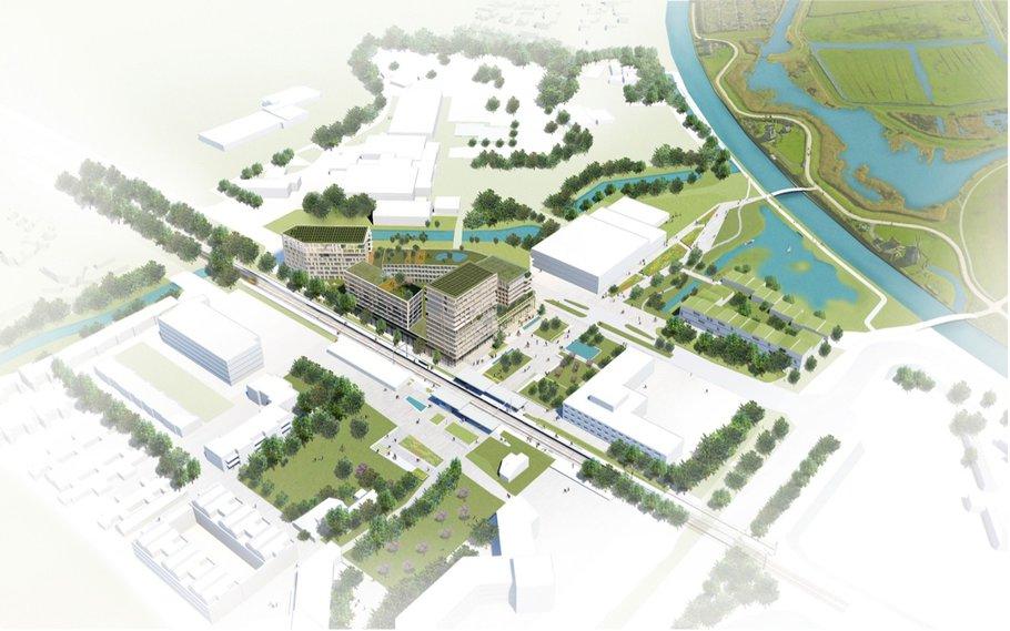 Voorontwerp bestemmingsplan Hertog Aalbrechtweg 1 in Alkmaar