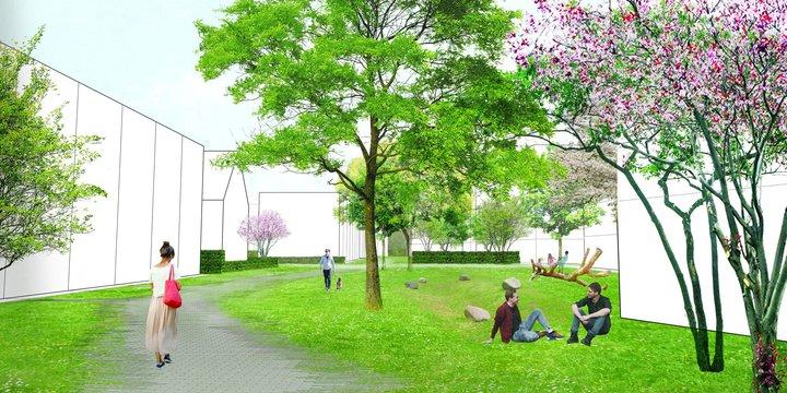 De gezondste wijk van Nederland - Beeld: AM, 2020