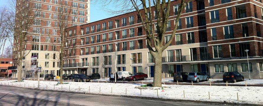 amsterdam nieuwbouw dijkmanshuizenstraat