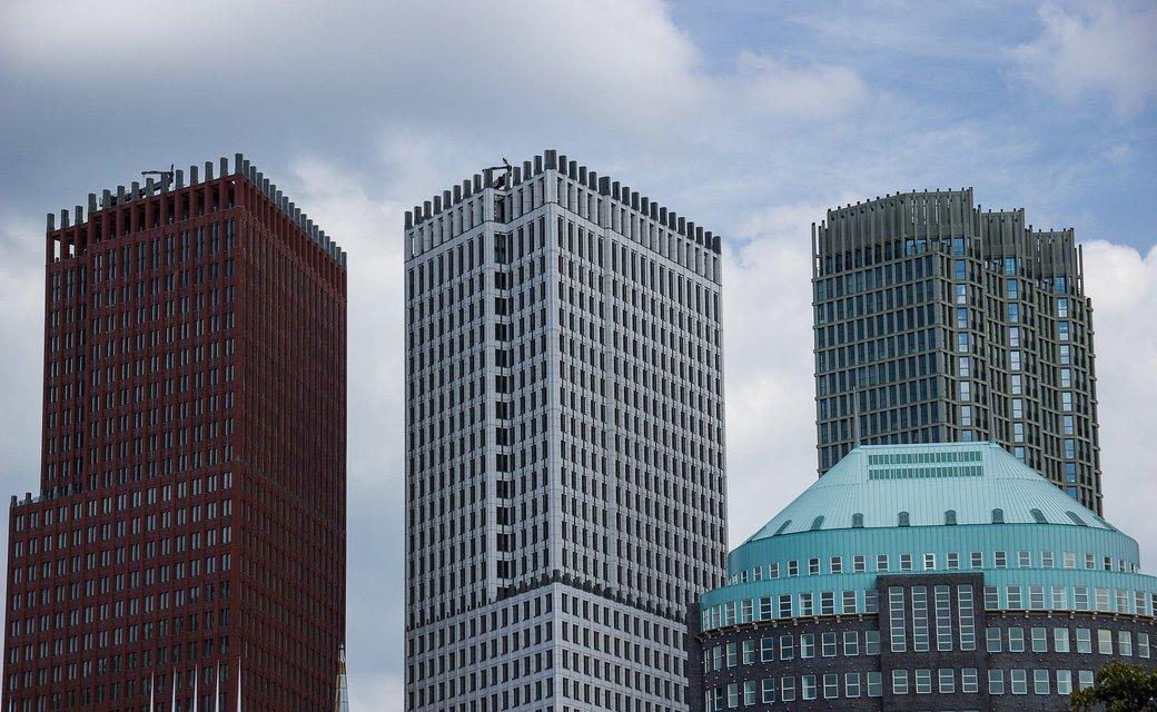 Den Haag hoogbouw
