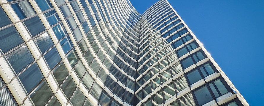 Glas hoogbouw