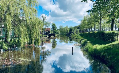 Zaanse Schans_Photo by Aswathy N on Unsplash