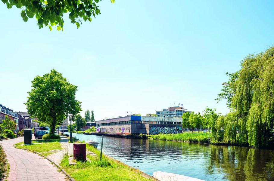 Leiden Haarlemmertrekvaart