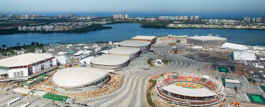 barra olympisch park