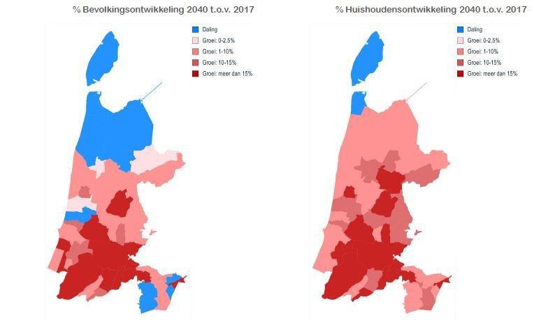 bevolkingssamenstelling noord-holland