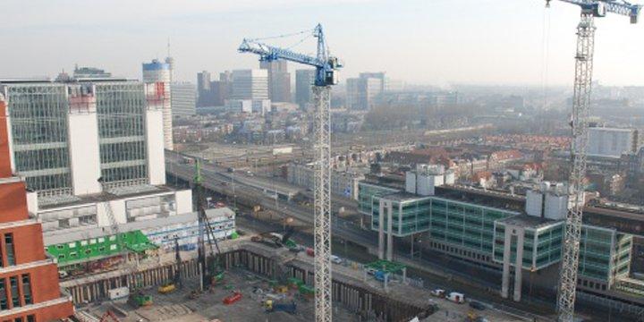 Binnenstedelijk bouw