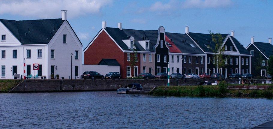 Woonwijk het havenkwartier | Ineke Lammers