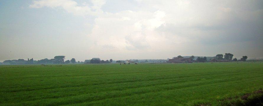 boerderijen in de polder flickr