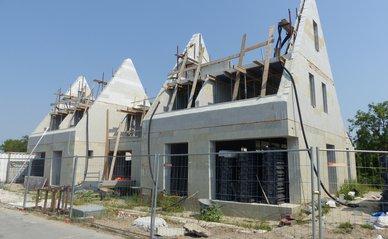 bouwplaats nieuwkoop nieuwbouw