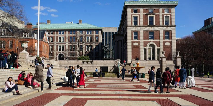campus columbia universiteit - pixabay