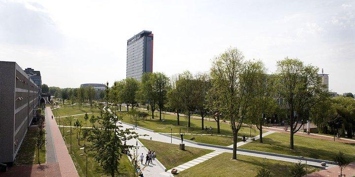 campus Tu Delft -> gemaakt door M8scho
