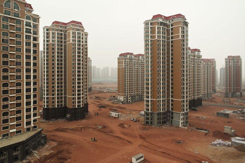 china bouwafval