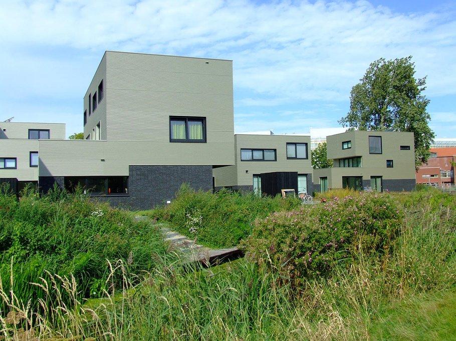 CPO-project aan de Veenweg, Groningen: Ontwerp - Zofa Architecten