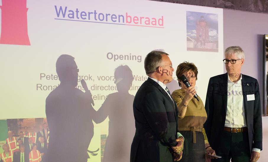 conferentie Watertorenberaad