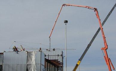 constructie bouw kranen