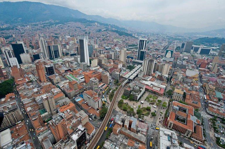 Medellín gatw XIV