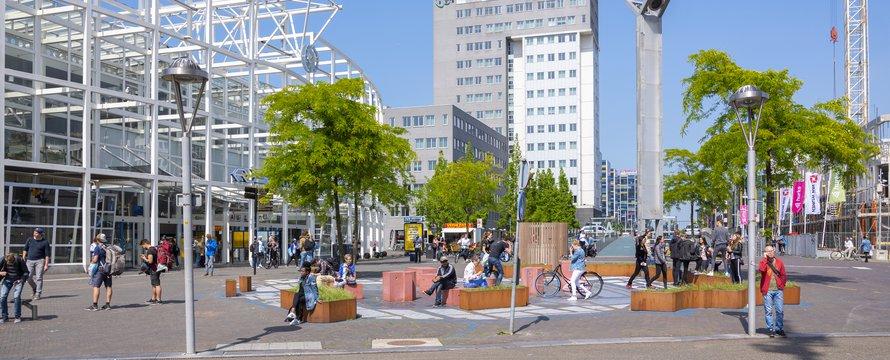 duurzaamste kilometer Leiden | BuroJP