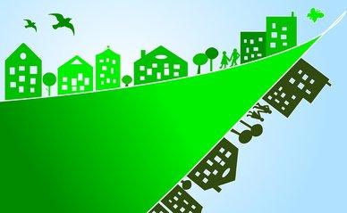 50 tinten groen duurzame ontwikkeling