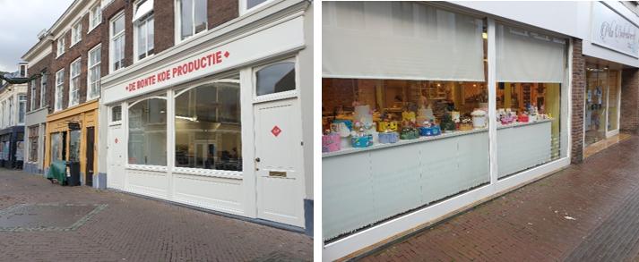 Maak en verkoop in de binnenstad van Schiedam