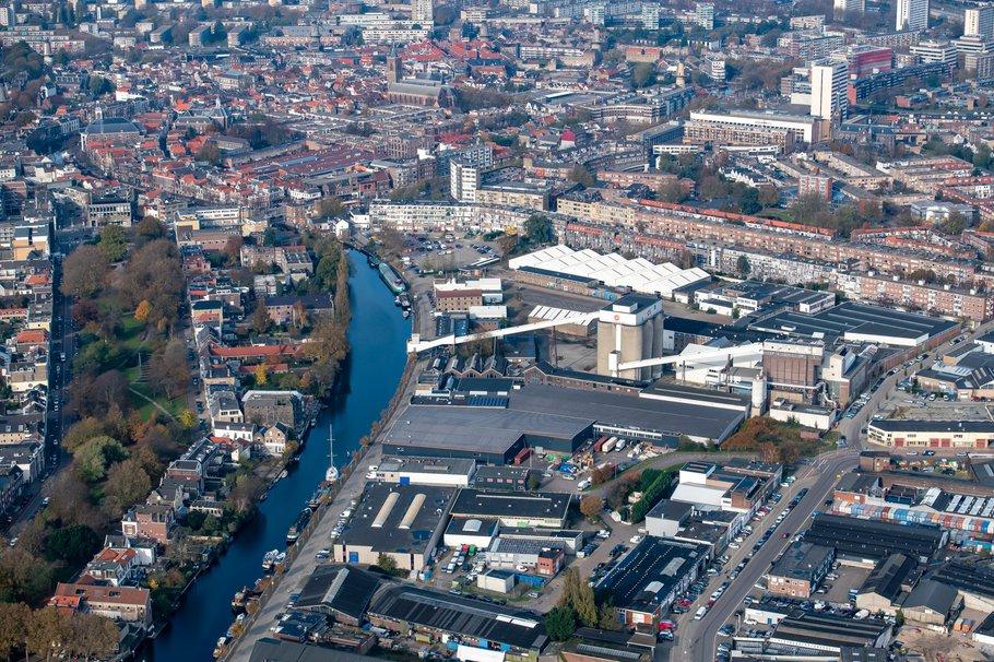 De Glasfabriek in Schiedam