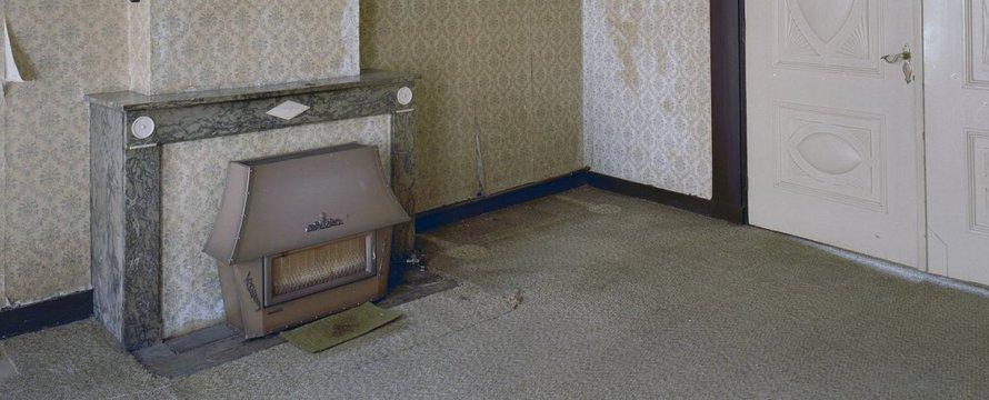 Interieur gaskachel