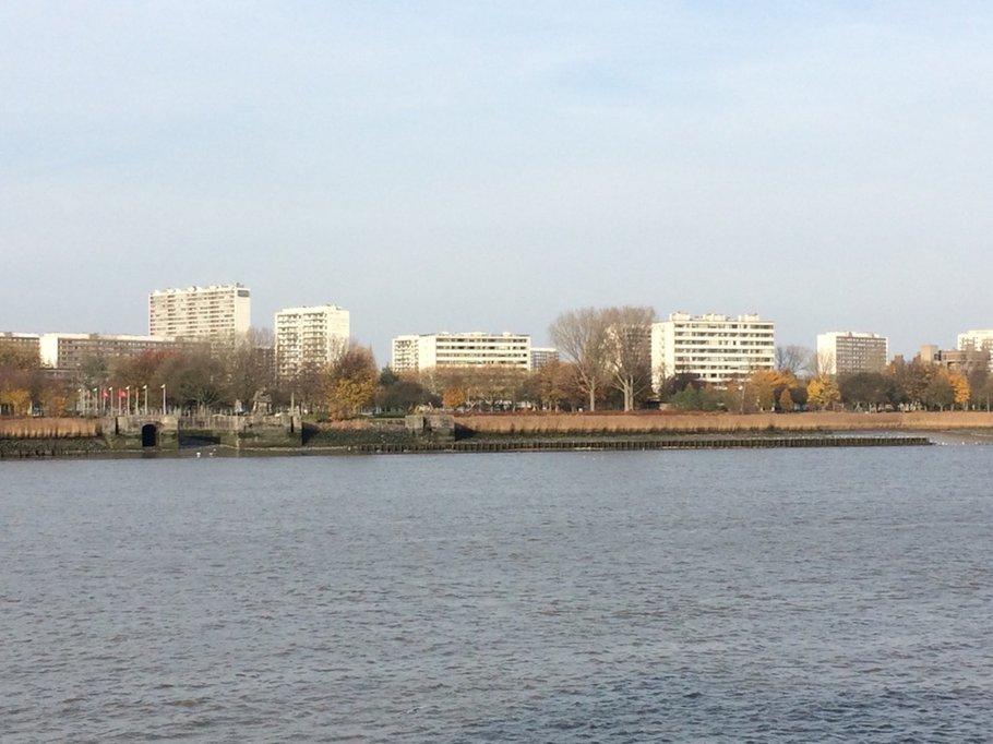 de linkeroever Antwerpen |