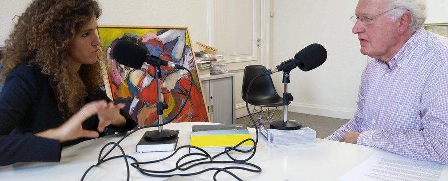 Podcast 2: Sladjana Mijatovic en Kees Duijvestein