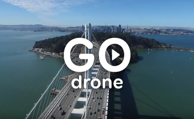 GO Drone: San Francisco Bay Area